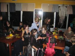 Halloweenparty 2007