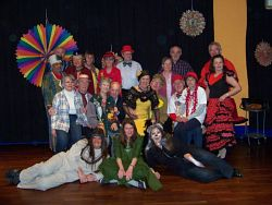 Seniorenfasching 2011